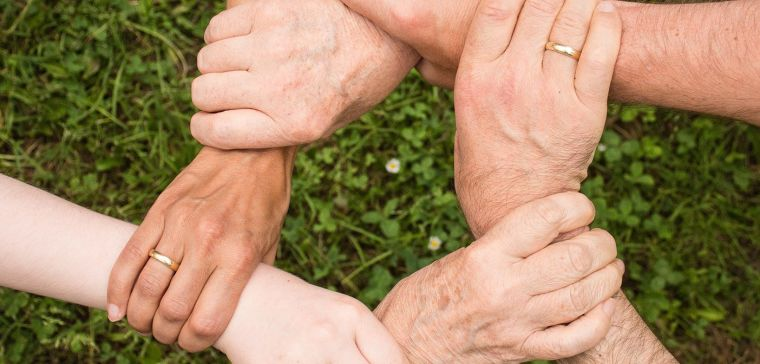 Multi-generational hands