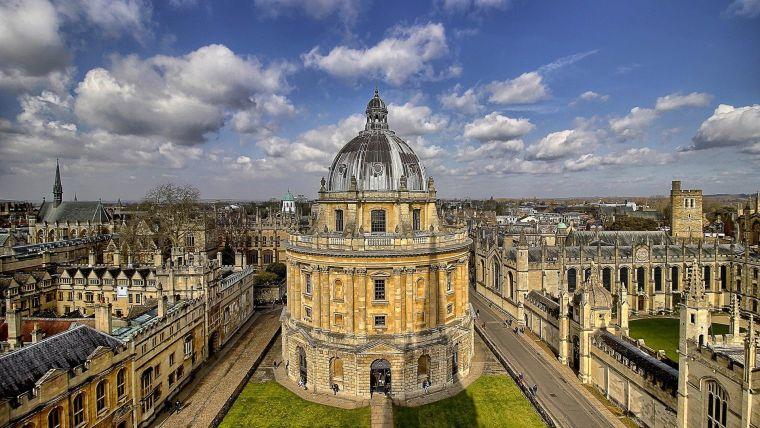 Oxford Radcliffe Camera building