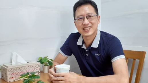 Profile picture of Wei Loong Lim, smiling