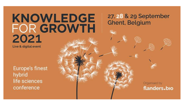 Knowledge for Growth 2021 Flyer