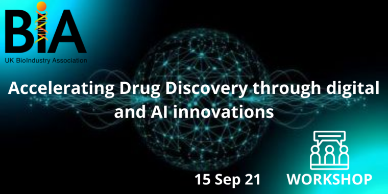 Accelerating Drug Discovery through digital and AI innovations Flyer