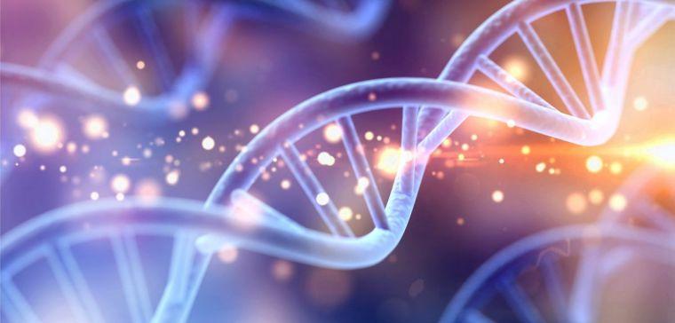 DNA Helix graphic