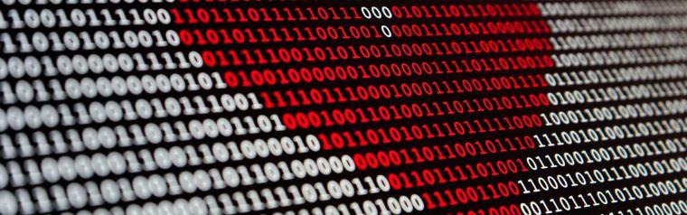 Display of digital data
