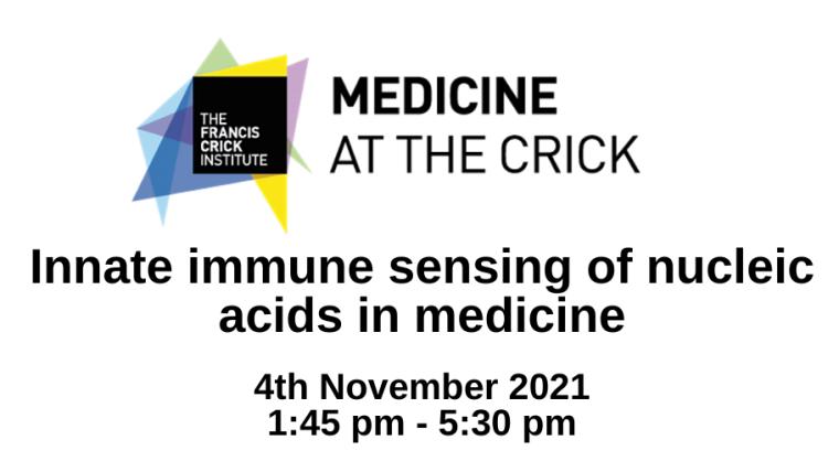 Innate immune sensing of nucleic acids in medicine Flyer