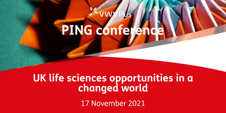 PING Conference Flyer