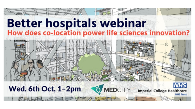 How does co-location power life sciences innovation flyer