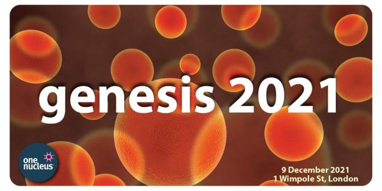 Genesis 2021 flyer