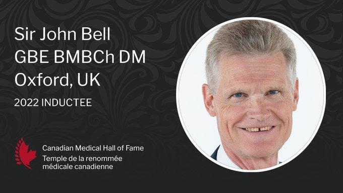 Professor Sir John Bell