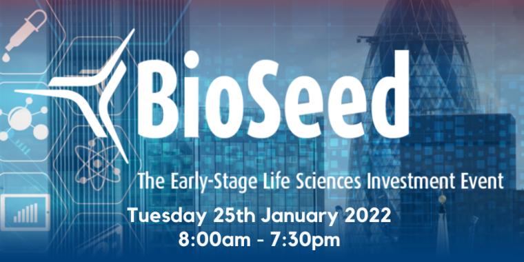 BioSeed 2022 Flyer