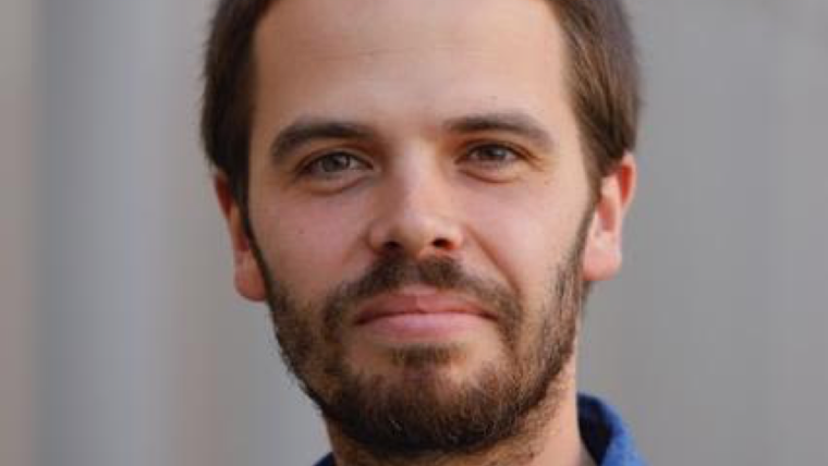 Headshot of Dejan Draschkow