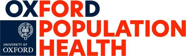 Logo for Oxford Population Health