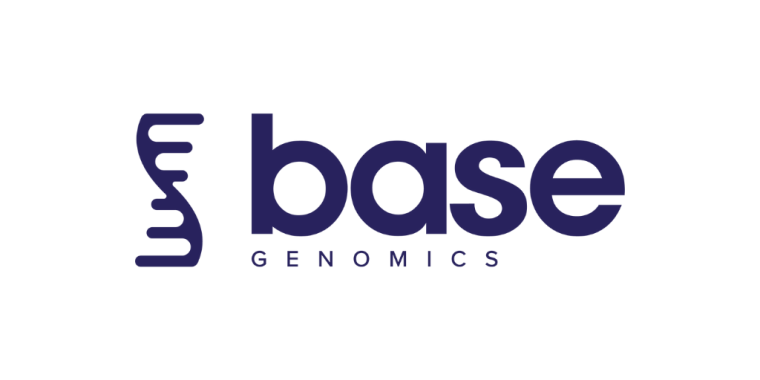 Base genomics logo