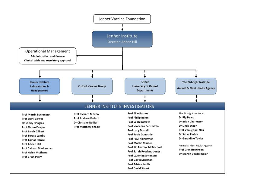 Jenner Institute Management Structure 17.01.20.jpg
