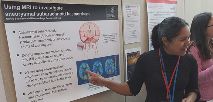 Our group aims to achieve a better understanding of what happens in the brains of patients who have just had a subarachnoid haemorrhage, which is a type of stroke.