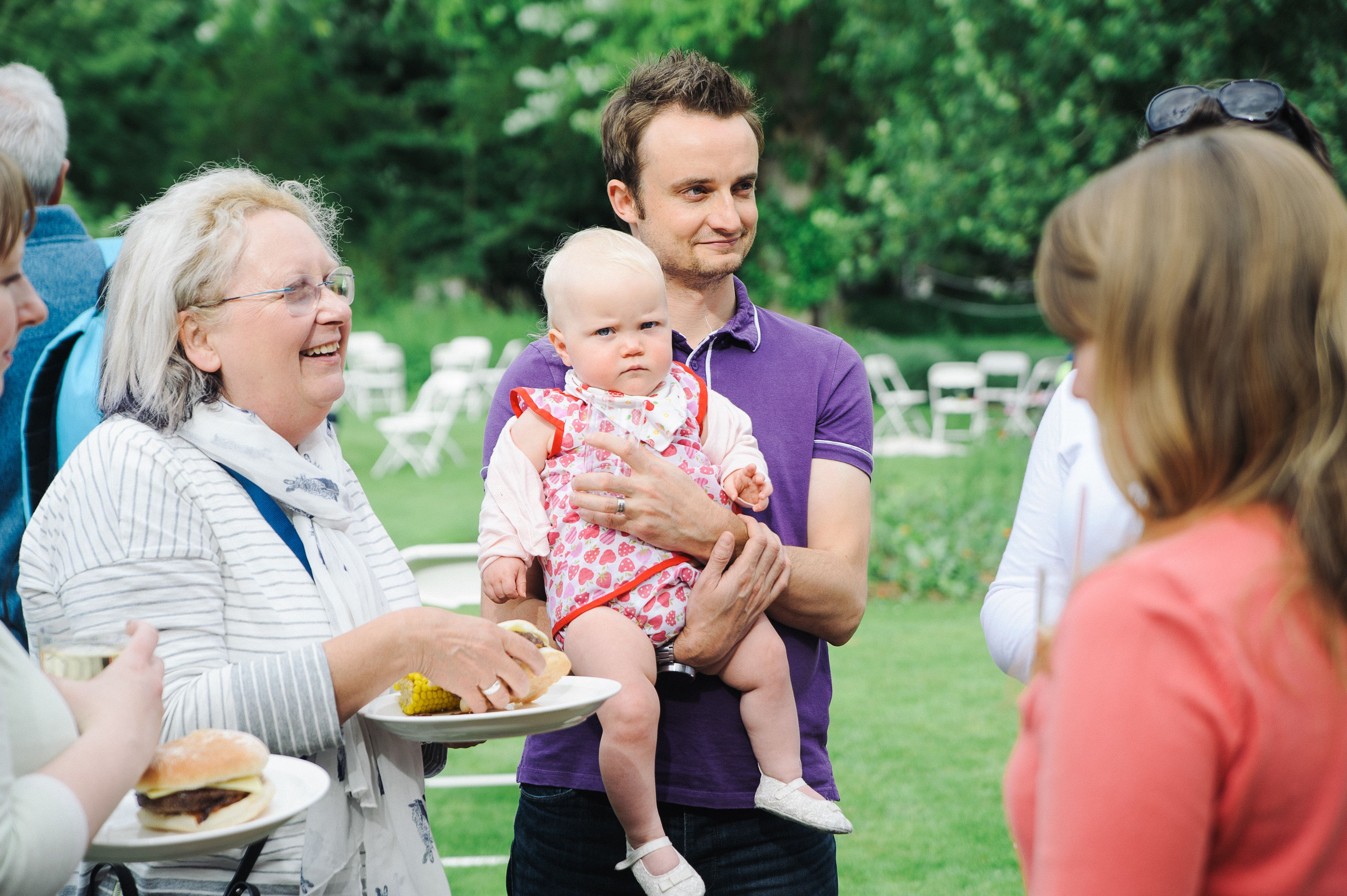 Senior Research Fellow James Sheppard describes how the department has supported him to progress his career while achieving a positive work–life balance through shared parental leave.