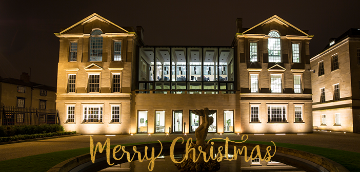 A Christmas message from Professor Richard Hobbs