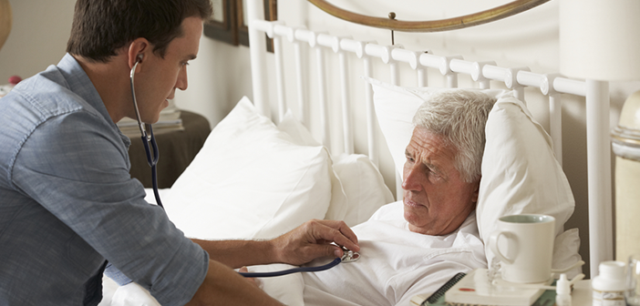 Clinical researchers from the Nuffield Department of Primary Care Health Sciences looked at how out-of-hours GP services are being used to support patients dying at home.