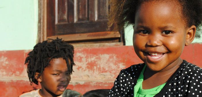 Benefits of exclusive breastfeeding on children's later development in rural South Africa
