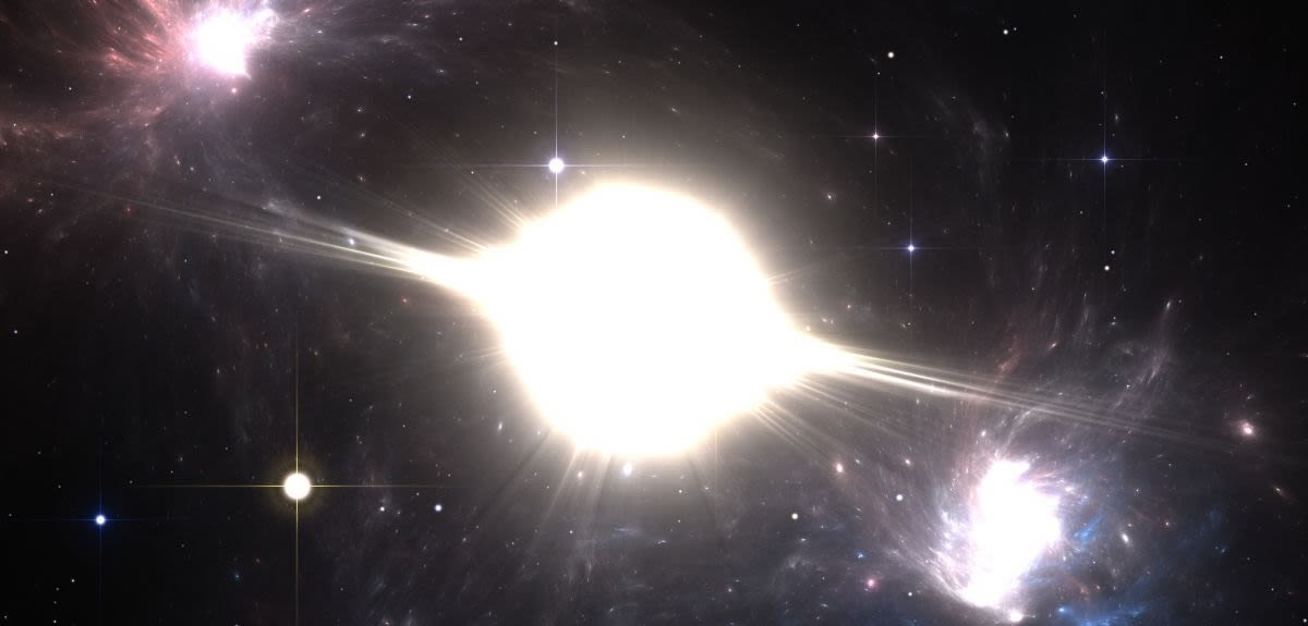 Research led by Professor Subir Sarkar of the Department of Physics finds that evidence that the universe's expansion is speeding up is flimsier than previously thought.