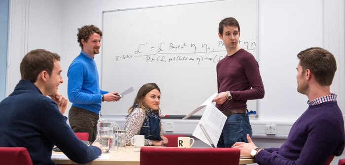 There is a range of training available for graduate students, all designed to support you in successfully completing your doctorate, develop your skills so you can become an independent researcher, or pursue a career in other fields.