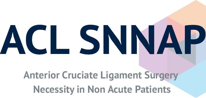 Comparison of the clinical and cost effectiveness of two management strategies for non-acute Anterior Cruciate Ligament (ACL) injury: rehabilitation versus surgical reconstruction
