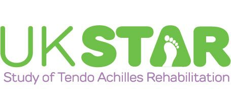 UK Study of Tendo Achilles Rehabilitation