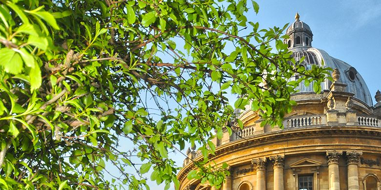 Oxford ranked first among global universities
