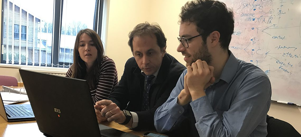 Prof Andrea Cipriani leads Oxford summer course on network meta-analysis