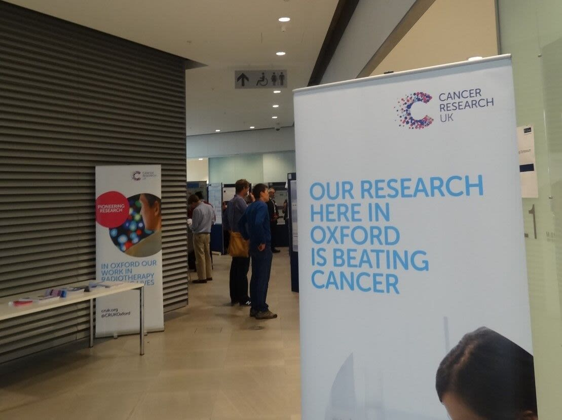Don't miss all the great speakers at the 2017 CRUK Oxford Centre Symposium