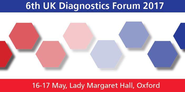 Bookings now open for UK Diagnostics Forum 2017