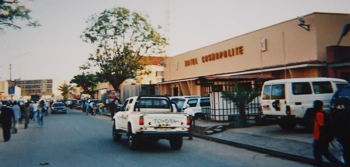 I used to get visitors [in KINDU], some of whom we did not know where they came from. They could ask for accommodation, they slept and ate free of charge. But here in Lubumbashi it is hard to get someone to give you even free water, or greet you, it is hard. This is a hotel, someone comes to you for accommodation and you tell them that there isn't any… then they go to a hotel.