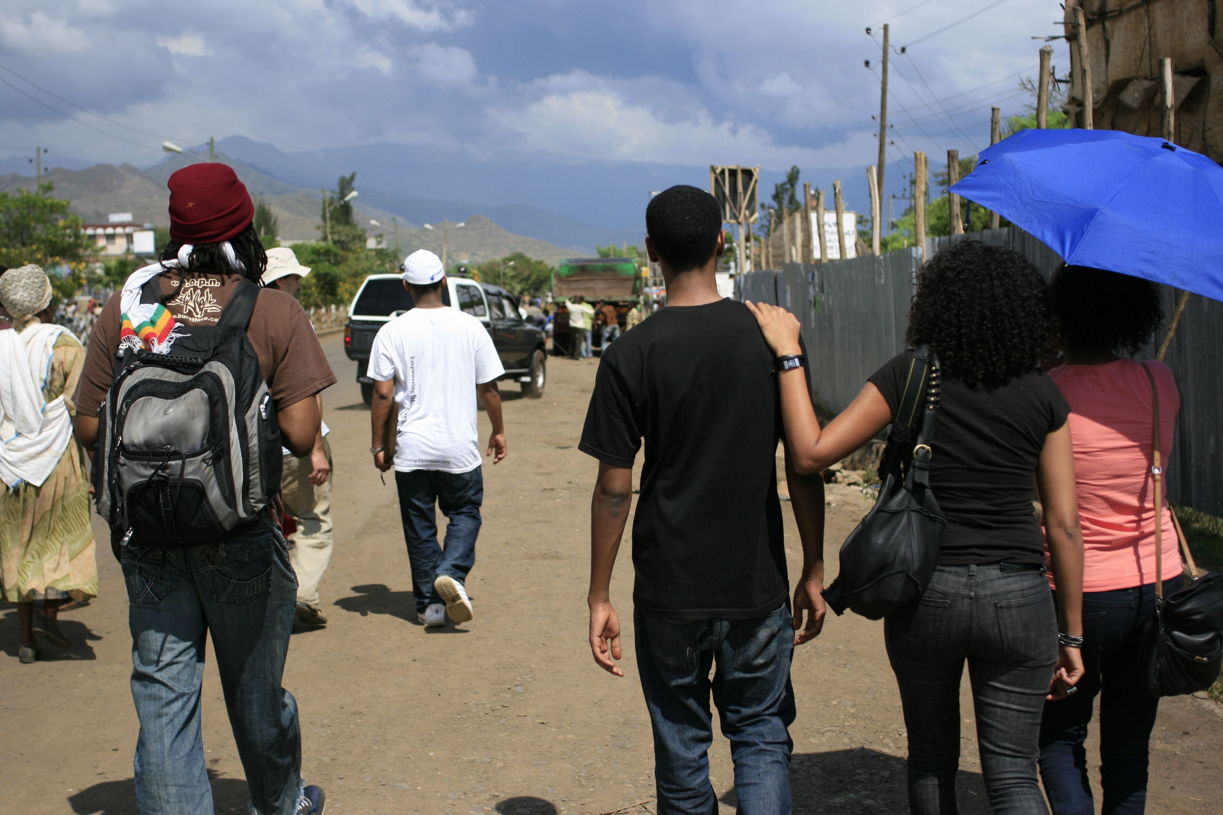 Going back to give back: Young diasporans and Ethiopian development