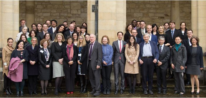 An international gathering to celebrate the scholarship of Professor Guy S Goodwin-Gill