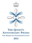 Queen's Anniversary Prize