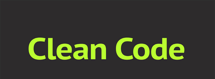 Clean code - mã sạch và con đường trở thành better developer (p1)
