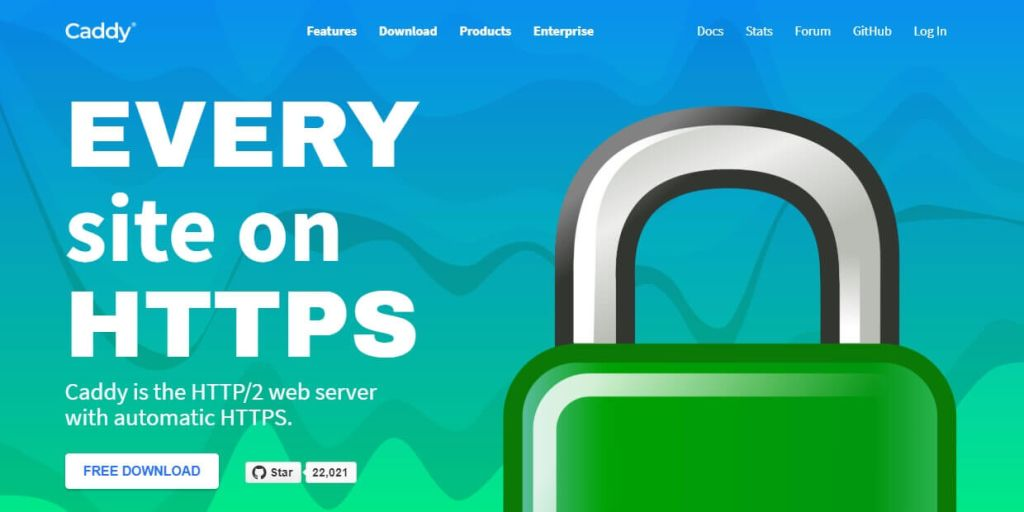 Cách cài đặt và cấu hình máy chủ web Caddy trên VPS Ubuntu 18.04