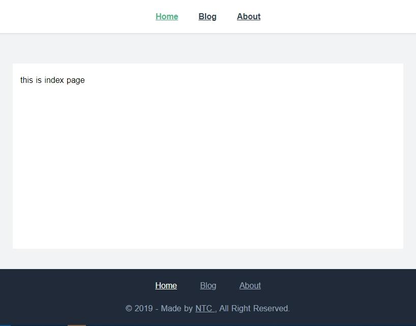 Tạo Blog đơn giản với Nuxt JS và Wordpress API – NTCDE COM