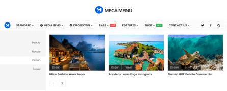 Tạo Mega Menu Responsive dễ dàng với plugin Mega Menu Builder