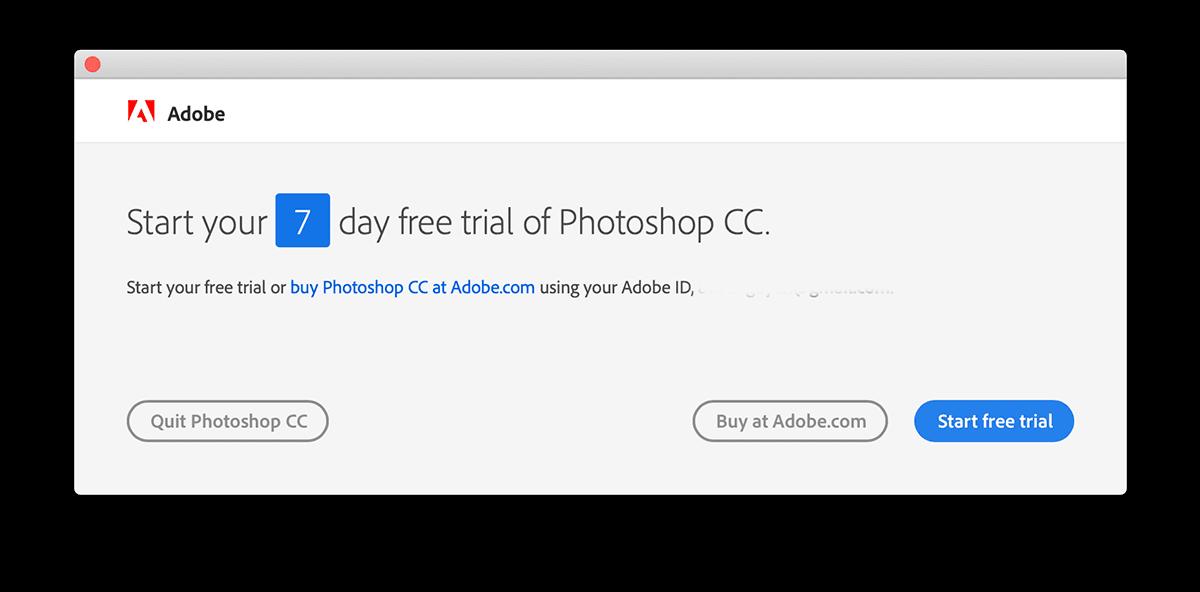 Cài đặt Photoshop CC 2019 Full cho MacOS