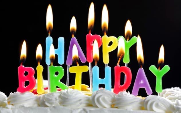 Cảm âm sáo trúc bài Happy birthday to you