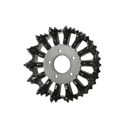 Outer feed roller H412 MTH 20mm RH (BM000116)