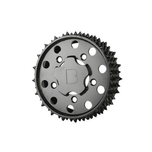Outer feed roller H415 Black Bruin 20mm LH (BM000997)
