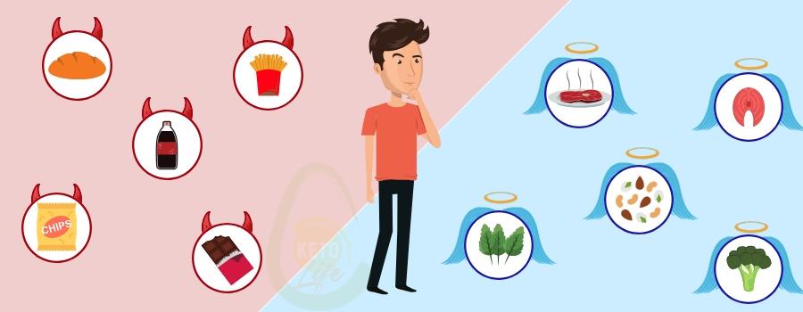 Ненаситния апетит и пристрастяване към захарта на кето диета