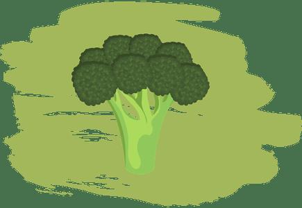 броколи на кето