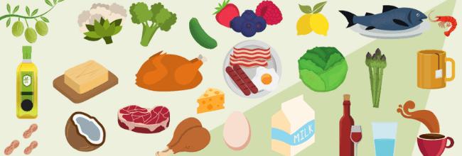 30 дни на кето диета