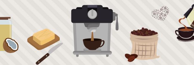Бронираното кафе