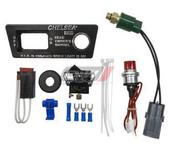 280GCFJP-B8XD | Chelsea Parker Hannifin Ten Bolt PowerShift