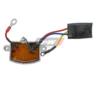 105-283 | Leece Neville-Prestolite Motorola Voltage Regulator | D&W
