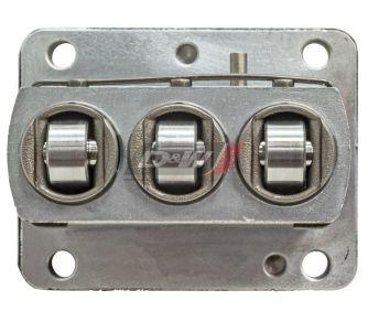 OfficeWorld Range Ressort /à gaz Pressure Gas Lift Compact diff/érentes Longueurs certifi/é T/ÜV /& GS Longueur 240 mm