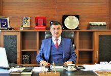 Torkam İnşaat Yönetim Kurulu Başkanı Mahmut Dereli